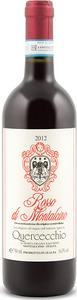 Quercecchio Rosso Di Montalcino 2012, Doc Bottle