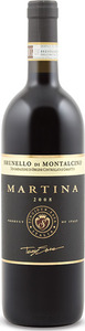 Martina Brunello Di Montalcino 2008, Docg Bottle