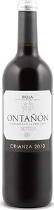 Ontañón Crianza 2010, Doca Rioja Bottle