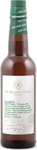 El Maestro Sierra 12 Year Old Amontillado, Do Jerez Xérès Sherry (375ml) Bottle