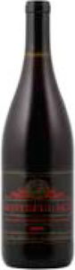 Redhawk Vineyard Grateful Red Pinot Noir 2012, Willamette Valley Bottle