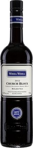 Wirra Wirra Church Block 2012, Mclaren Vale, South Australia Bottle