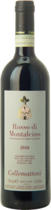 Collemattoni Rosso Di Montalcino 2012 Bottle