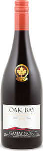 Oak Bay Gamay Noir 2012, BC VQA Okanagan Valley Bottle