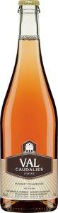 Val Caudalies Cidre Pétillant, Aromatisé à La Framboise Bottle