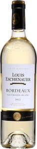 Louis Eschenauer Bordeaux Sauvignon Blanc 2013 Bottle