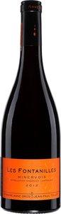 Domaine Anne Gros Et Jean Paul Tollot Minervois Les Fontanilles 2012 Bottle
