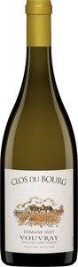 Domaine Huet Le Clos Du Bourg Vouvray Sec 2012 Bottle
