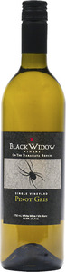 Black Widow Pinot Gris 2013 Bottle