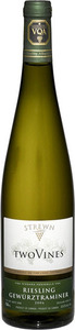 Strewn Two Vines Riesling Gewurztraminer 2013, Niagara On The Lake Bottle