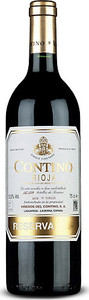 Contino Rioja 2004 Bottle