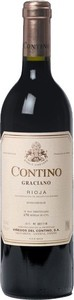 Contino Graciano 2010 Bottle