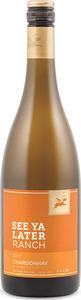 See Ya Later Ranch Chardonnay 2012, BC VQA Okanagan Bottle
