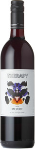 Therapy Merlot 2009, BC VQA Okanagan Valley Bottle
