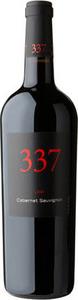 337 Lodi Cabernet Sauvignon 2012, Lodi Bottle