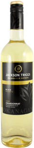 Jackson Triggs Chardonnay Black Reserve 2011, BC VQA Okanagan Valley Bottle