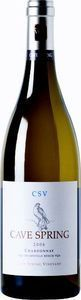 Cave Spring Csv Estate Bottled Chardonnay 2012, VQA Beamsville Bench, Niagara Peninsula Bottle