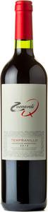 """Zuccardi """"Q"""" Tempranillo 2012, Mendoza Bottle"""