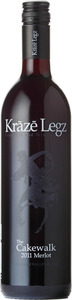 Kraze Legz The Cakewalk 2012, BC VQA Okanagan Valley Bottle