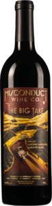 Misconduct The Big Take 2011 Bottle
