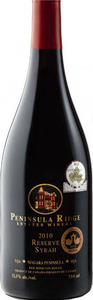 Peninsula Ridge Reserve Syrah 2012, VQA Niagara Peninsula Bottle