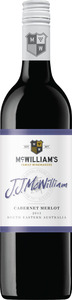 J.J. Mcwilliams Cabernet Merlot 2013, South Eastern Australia Bottle