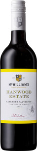 Mcwilliam's Hanwood Estate Cabernet Sauvignon 2013 Bottle