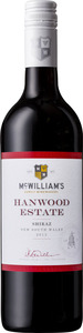 Mcwilliam's Hanwood Estate Shiraz 2013, Southeastern Australia Bottle