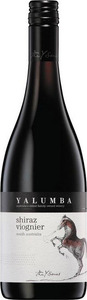 Yalumba Y Series Shiraz Viognier 2012 Bottle