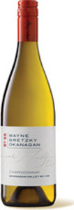 Wayne Gretzky Okanagan Chardonnay 2013, Okanagan Valley Bottle