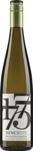 Bench 1775 Gewurztraminer 2013 Bottle
