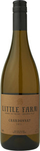 Little Farm Chardonnay 2013, Similkameen Valley Bottle