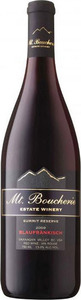 Mt. Boucherie Summit Reserve Blaufrankisch 2008, BC VQA Okanagan Valley Bottle