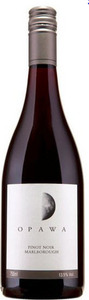Opawa Pinot Noir 2012, Marlborough, South Island Bottle