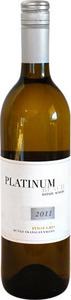 Platinum Bench Pinot Gris 2013, BC VQA Okanagan Valley Bottle