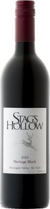Stag's Hollow Heritage Block 1 2012, BC VQA Okanagan Valley Bottle