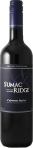 Sumac Ridge Cellar Selection Merlot/Cabernet 2006, VQA Okanagan Valley Bottle