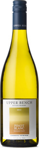 Upper Bench Pinot Blanc 2013, BC VQA Okanagan Valley Bottle