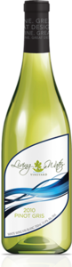 Living Water Pinot Gris 2013 Bottle