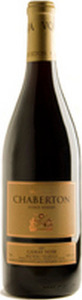 Chaberton Gamay Noir 2013, BC VQA Fraser Valley Bottle
