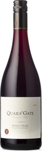 Quails' Gate Stewart Family Reserve Pinot Noir 2013, Okanagan Valley Bottle