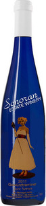 Sonoran Gewurztraminer Jazz 2013, BC VQA Okanagan Valley Bottle