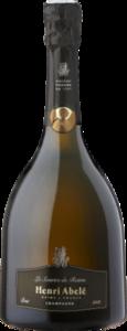 Henri Abelé Le Sourire De Reims Vintage Brut Champagne 2007 Bottle