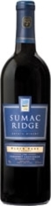 Sumac Ridge Black Sage Vineyard Cabernet Sauvignon 2008, VQA Okanagan Valley Bottle