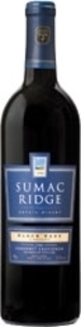 Sumac Ridge Black Sage Vineyard Cabernet Sauvignon 2010, VQA Okanagan Valley Bottle
