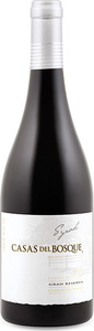 Casas Del Bosque Gran Reserva Syrah 2012, Casablanca Valley Bottle