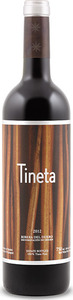 Tineta Tempranillo 2012, Do Ribera Del Duero Bottle