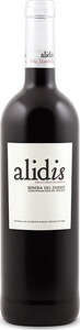 Alidis Tinto 6 Meses En Barrica 2012, Do Ribera Del Duero Bottle