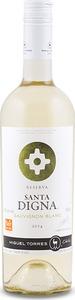 Miguel Torres Santa Digna Reserva Sauvignon Blanc 2014, Curicó Valley Bottle