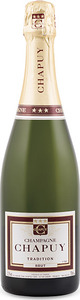 Chapuy Carte Noire Tradition Brut Champagne, Ac Bottle